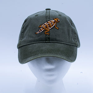 Hat: Horned Toad