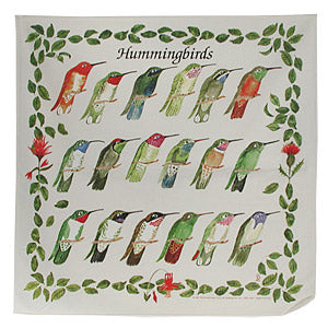 Bandana: Hummingbirds