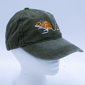 Hat: Kangaroo Rat