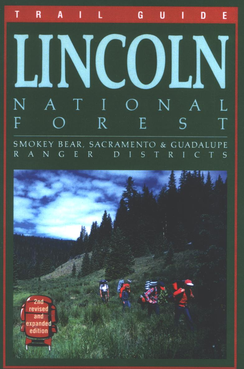 Trail Guide To The Lincoln National Forest
