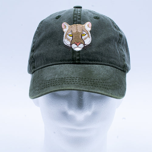 Hat: Mountain Lion (head)