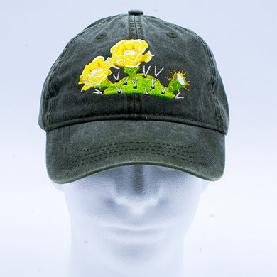 Hat: Prickly Pear Cactus