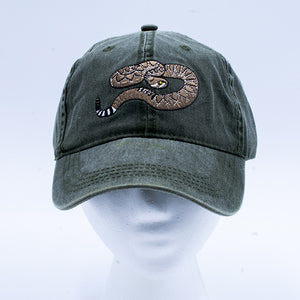 Hat: Diamondback Rattlesnake
