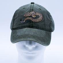 Load image into Gallery viewer, Hat: Diamondback Rattlesnake