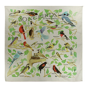 Bandana: Songbirds
