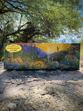 Puzzle: Sonoran Desert 500 pieces