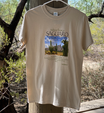 Load image into Gallery viewer, T-shirt: Advice from a Saguaro