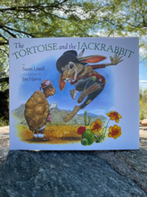 Load image into Gallery viewer, The Tortoise and the Jackrabbit