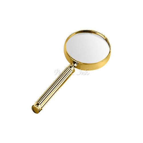 El Casco 23k Gold-Plated Magnifier