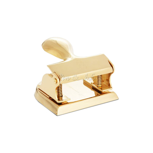 El Casco 23k Gold-Plated Perforator Hole Puncher