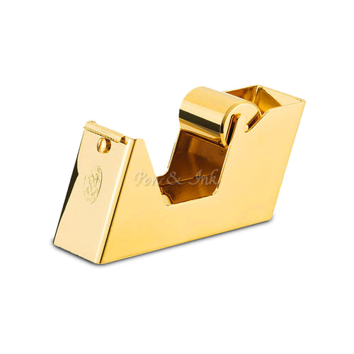 El Casco 23k Gold-Plated Tape Dispenser