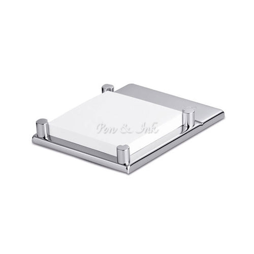 El Casco Chrome Adhesive Note Holder