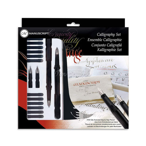 Manuscript Ensemble Calligraphy Set