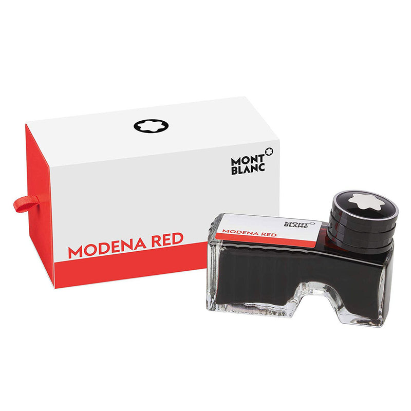 Montblanc Bottled Ink Modena Red 60ml