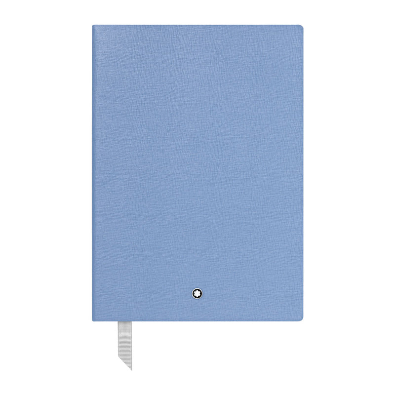 Montblanc Fine Stationery Notebook #146 Light Blue, Lined