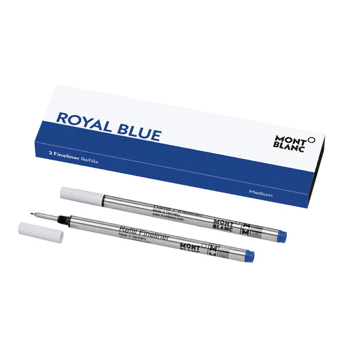 Montblanc Fineliner Refill - Royal Blue
