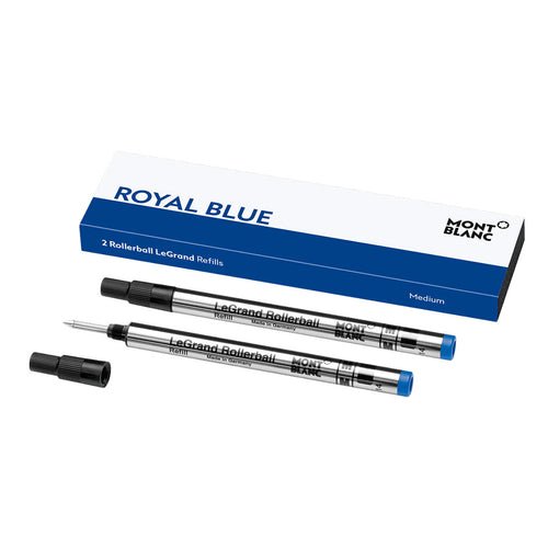 Montblanc LeGrand Rollerball Refill - Royal Blue