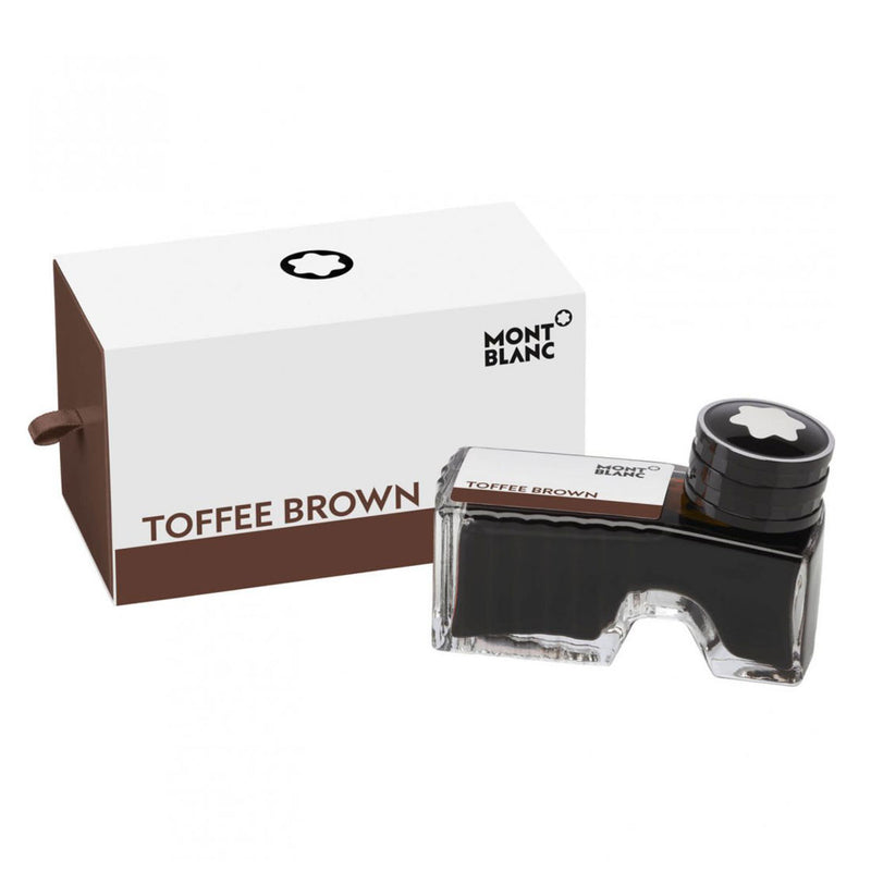 Montblanc Bottled Ink Toffee Brown 60ml