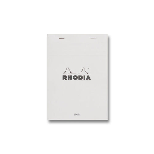 Rhodia #16 Top Stapled Pad A5 Ruled