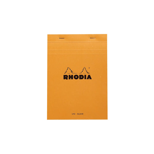 Rhodia #16 Top Stapled Pad A5 Blank