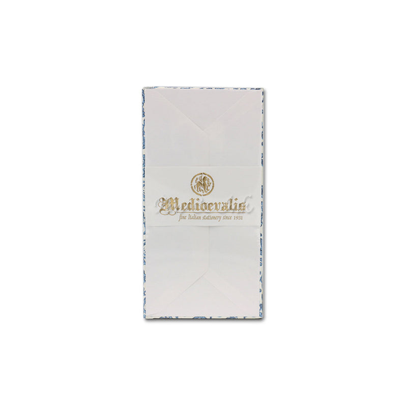 Medioevalis DL White Envelopes