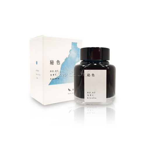 TAG Kyo no Oto Hisoku Bottled Ink