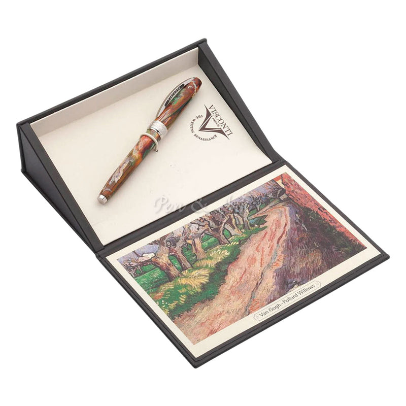 Visconti Van Gogh Collection Pollard Willows Rollerball Pen