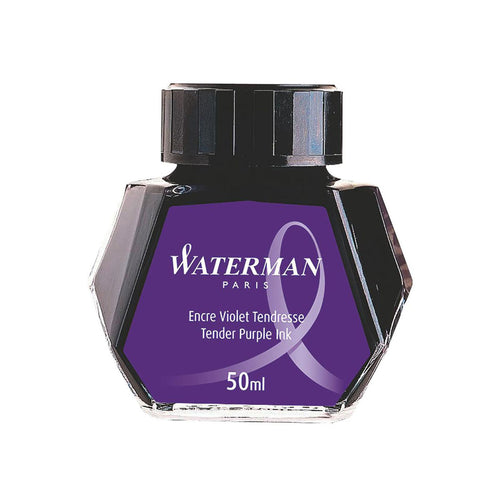 Waterman Bottled Ink Tender Purple