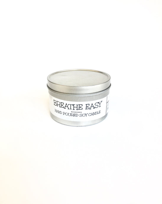 Breathe Easy 8oz Tin