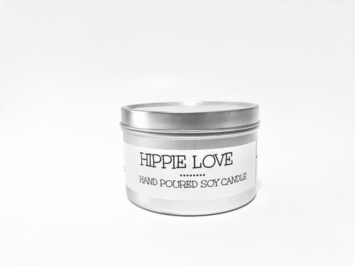 Hippie Love 8 oz Tin