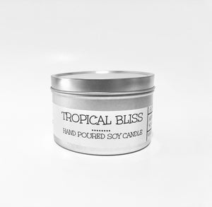 Tropical Bliss 8oz Tin