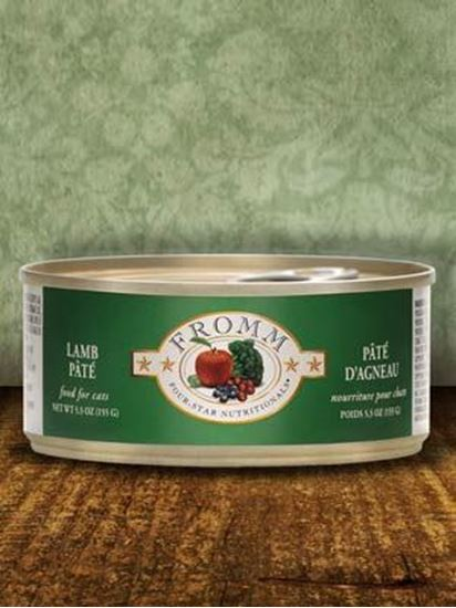 Fromm 5.5oz Lamb Pate Cat Canned Food