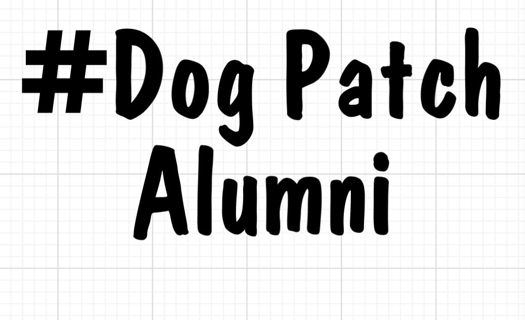 Dog Patch Custom 18 oz Glasses