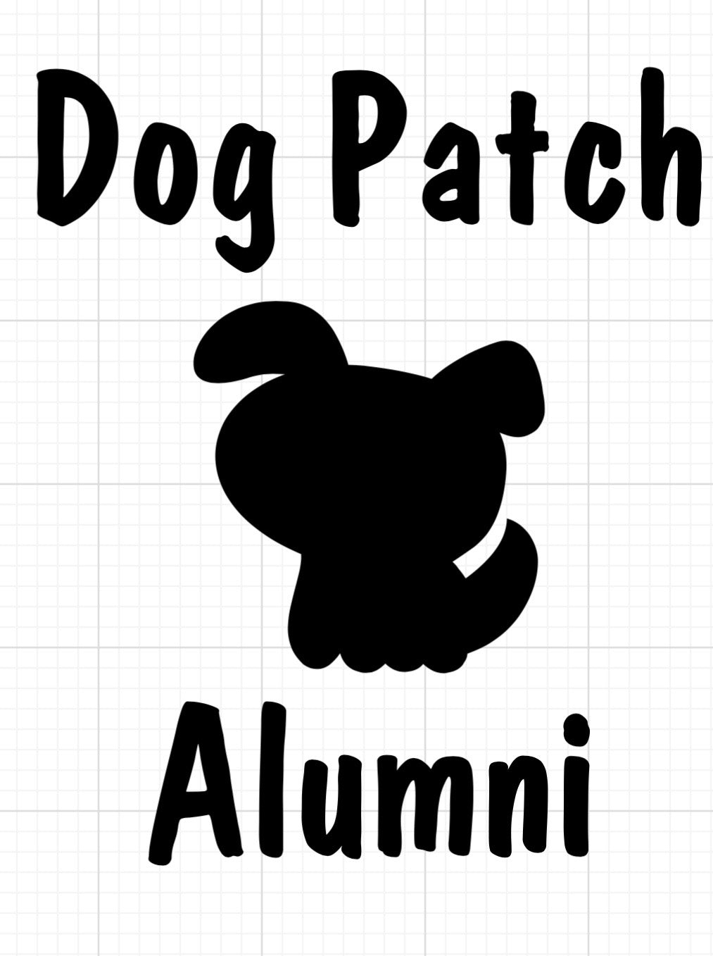 Dog Patch Custom 12oz Grey Coffee Mug