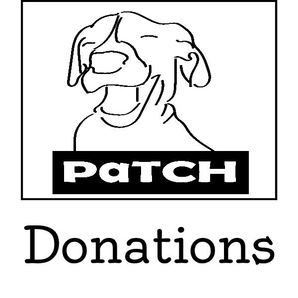 Donation to Dog Patch Pet and Feed