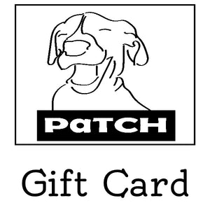 Dog Patch Gift Card