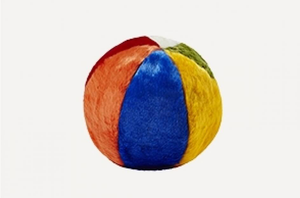 Fluff N Tuff Beach Ball