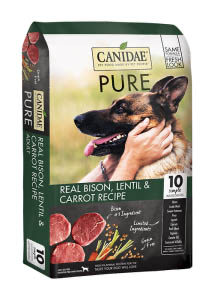 Canidae Pure Bison