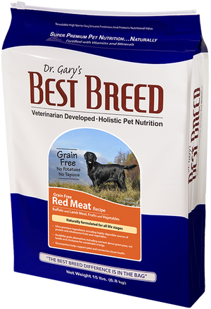 Best Breed Grain Free Red Meat Dog Food