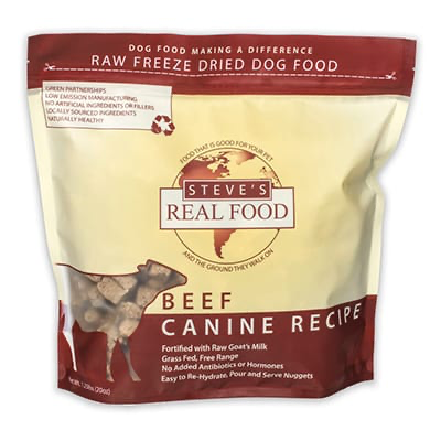 Steves Real Food Freeze Dried Beef