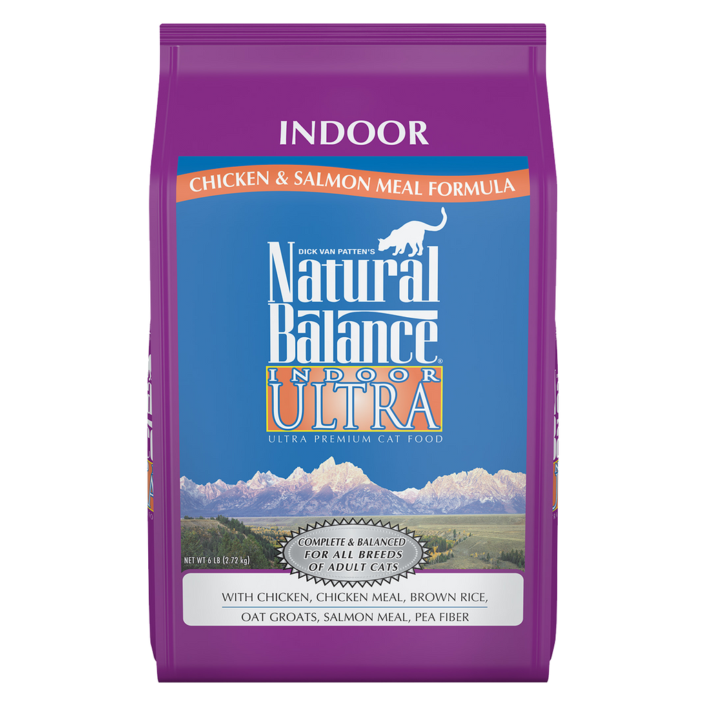Natural Balance Indoor Ultra Cat