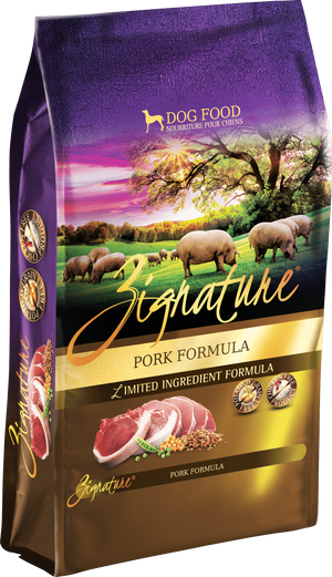 Zignature Pork Formula