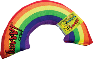 Yeoww Rainbow Catnip Toy