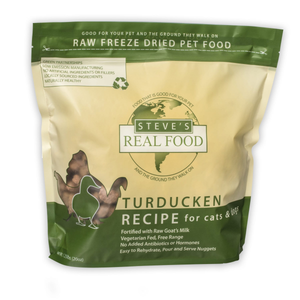 Steves Real Food Freeze Dried Turducken