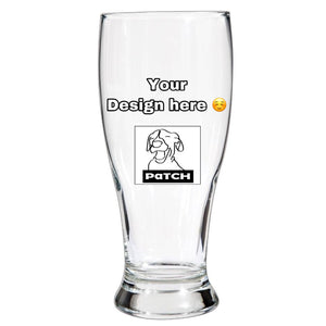 Dog Patch Custom 16 oz Pub Glasses