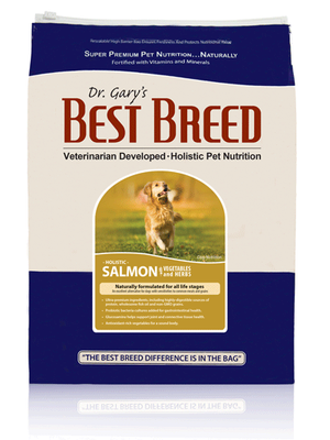 Best Breed Salmon Dog Food
