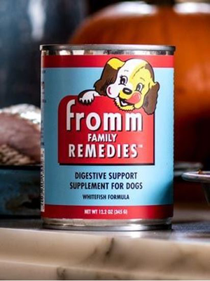 Fromm Remedies Digestive Support whitefish Dog can 12.2 oz