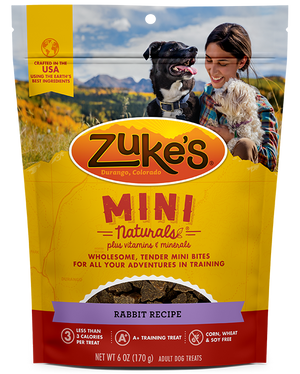 Zukes Mini Rabbit Treats