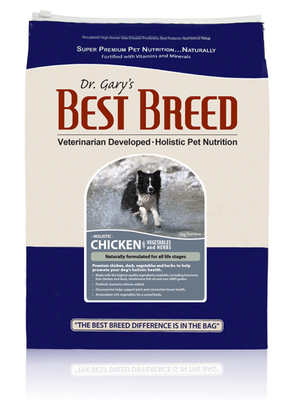 Best Breed Chicken Dog Food