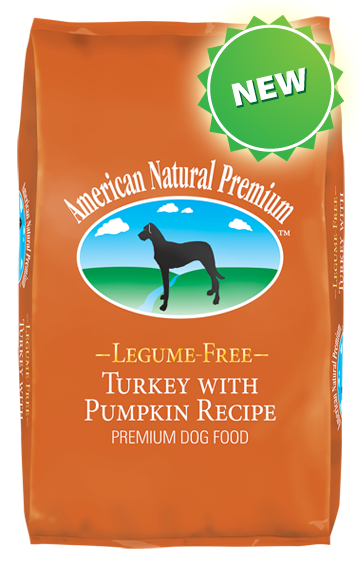 American Natural Premium Legume Free Turkey